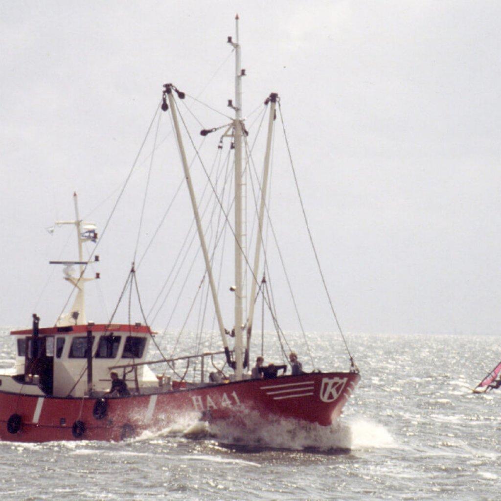 Das letzte Fischerboot